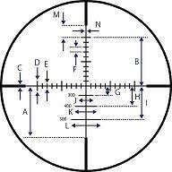 Sightron S-TAC Series Riflescope 2-10×32 HHR2 Code 26011